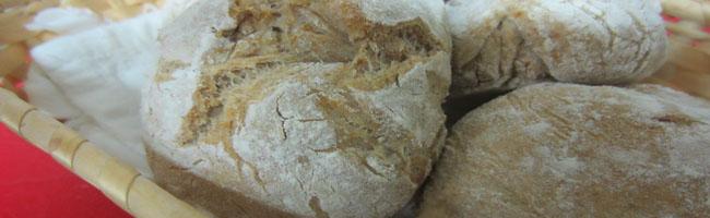 Pão semi integral