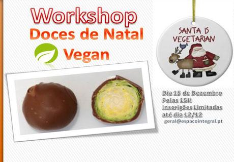 Alimentação Vegetariana no Natal