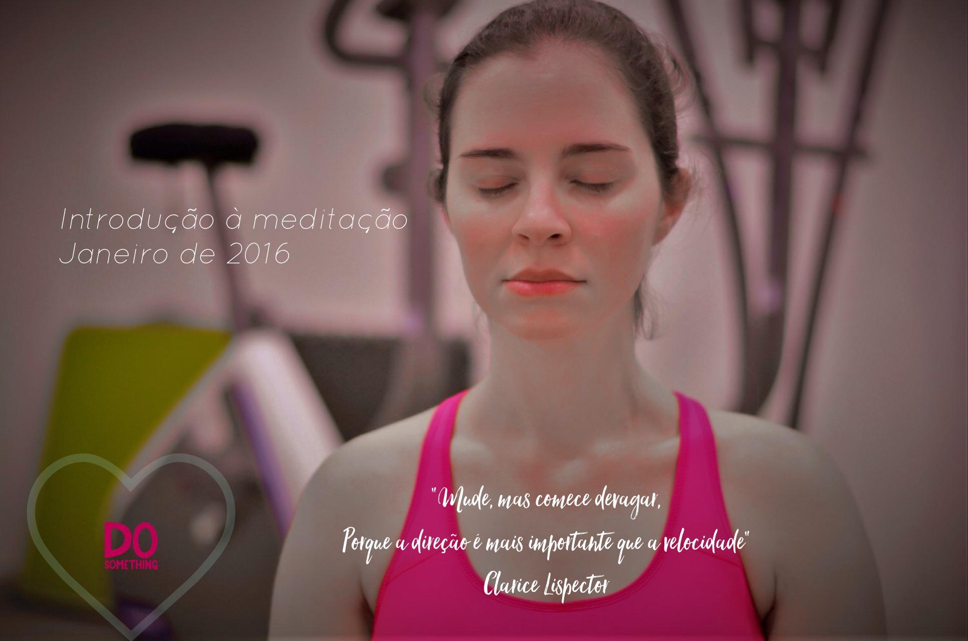 Meditação – Corpo São